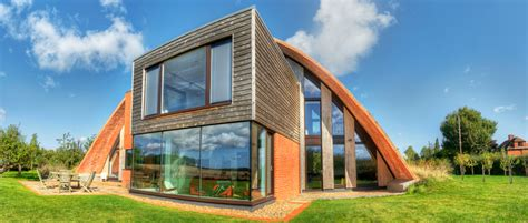 arch house grand designs five of the world s most eco friendly homes