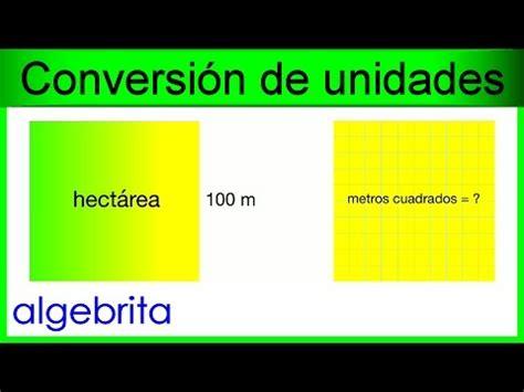 cuantos metros cuadrados tiene una hectarea convertir una hect 225 rea a metros cuadrados ha a m2