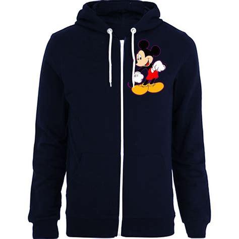 new mickey mouse kick fleece hooded sweatshirt comics