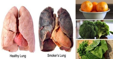 Detox From Second Smoke by 6 Food Lung Detox To Flush Nicotine And Tar From The
