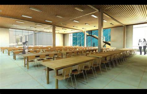The School Dining Room Calverton by M Arch Comprehensive Design School Of
