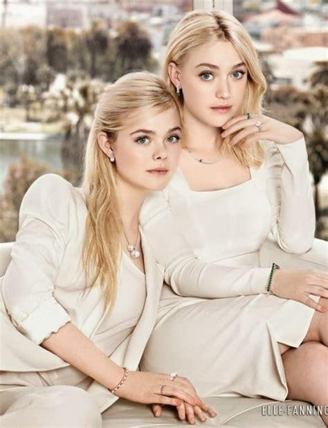 imagenes de kitty y su hermana madaish el estilo de las hermanas fanning