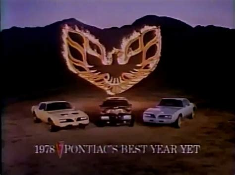 are pontiacs still made 1978 was pontiac s quot best year yet quot tv