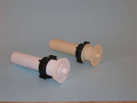 Mobile Home RV Marine Parts Bathroom Lav Sink Drain Bone