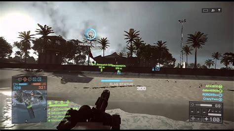 dv 15 boat battlefield 4 conquest on paracel storm attack boat dv