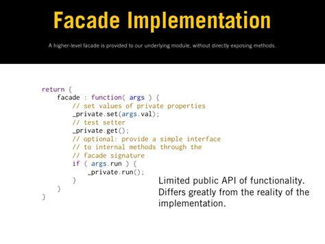 javascript broadcast pattern scalable javascript design patterns