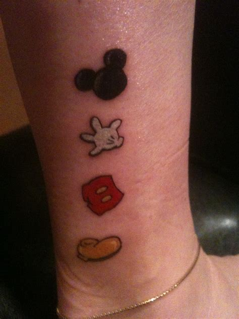 mickey mouse ears tattoo mickey mouse ears studio design gallery