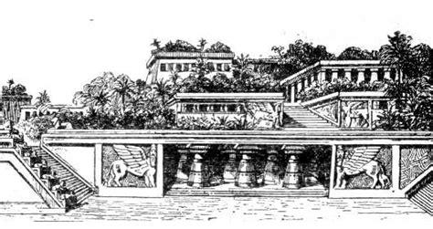 giardino babilonese giardino babilonese egizio
