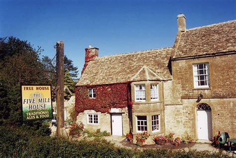mile house five mile house duntisbourne abbots wikipedia