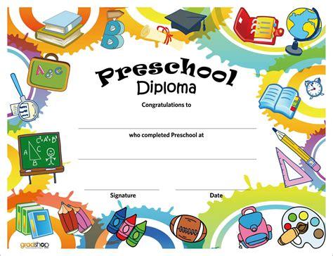 11 Preschool Certificate Templates Pdf Free Premium Templates Day Care Powerpoint Presentation Templates