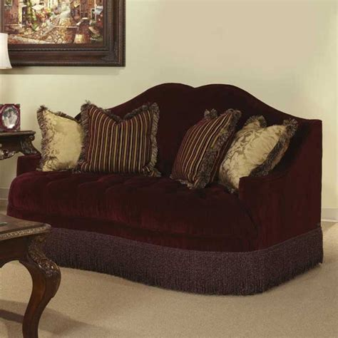 sofa victorian style 10 victorian style loveseats sofas designs
