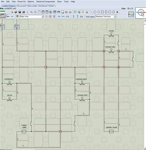 diy home wiring diagram simulation designer rants