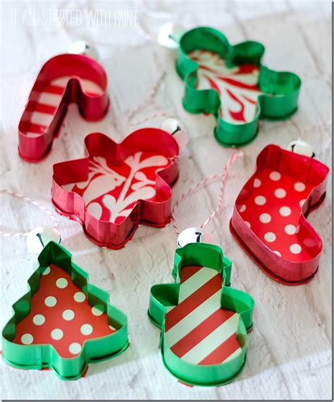 handmade christmas ornament ideas