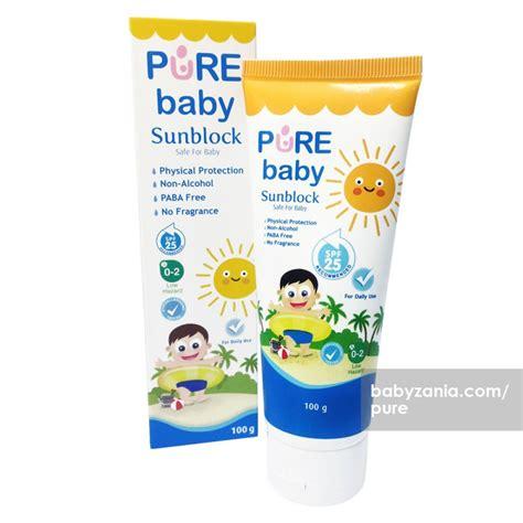 Jual Sunblock by Jual Murah Baby Sunblock 100gr Bath Skin Care Di