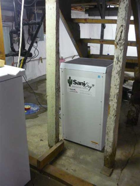 what humidity should my basement be basement dehumidifier installed in brossard