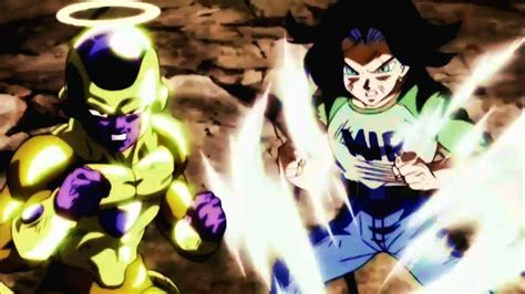 How Android 17 Alive by Frieza Saves Goku Android 17 Still
