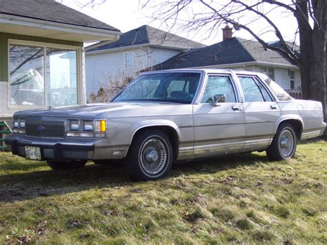 curbside classic 1985 ford ltd crown victoria helloooooooo kitty 1988 ford ltd crown victoria location of coil wiring automotive wiring diagram