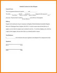 6 agreement letter template between two parties joblettered