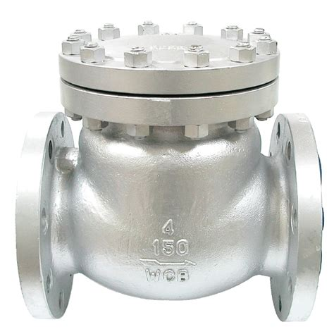 neway swing check valve series scf class 150 300 600 jis10k jis20k flanged end
