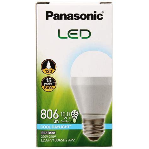 Lu Led Bulb Panasonic buy panasonic led light bulb 10w cool day each at countdown co nz