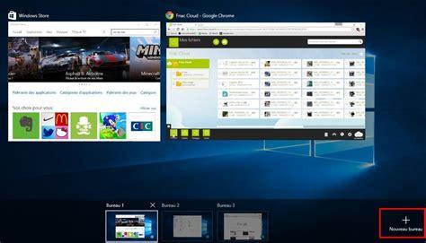 bureaux virtuels 10 trucs et astuces pour windows 10 conseils d experts fnac