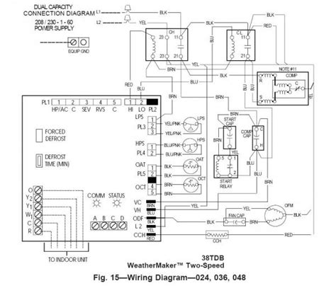 dual run capacitor wiring diagram efcaviation