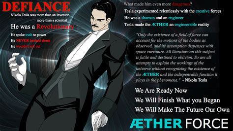 Tesla Theory Tesla The Aether By Eugene Mallove Aetherforce