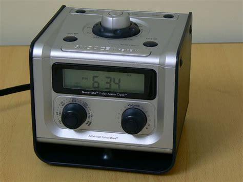 dev s lab neverlate 7 day alarm clock