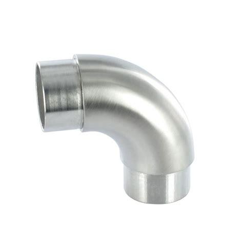 corrimano inox curve per corrimano tondo in acciaio inox turra armando