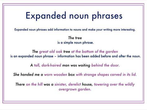 Noun Phrases Worksheet by Noun Phrase Worksheet Bluegreenish