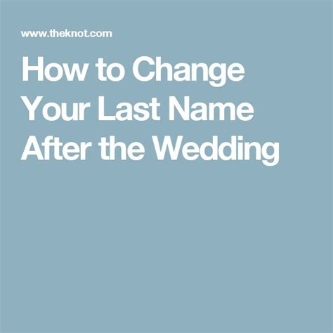 Wedding Name Change by 1000 Ideas About Name Change On Name Change