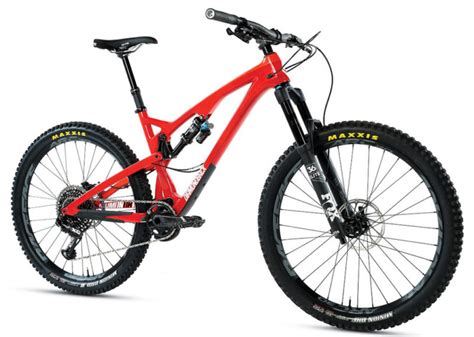Fox Mba Review by Review Diamondback Release 5c Mountain Bike