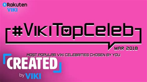top youtube celebs 2018 viki top celeb march 2018 created by viki youtube