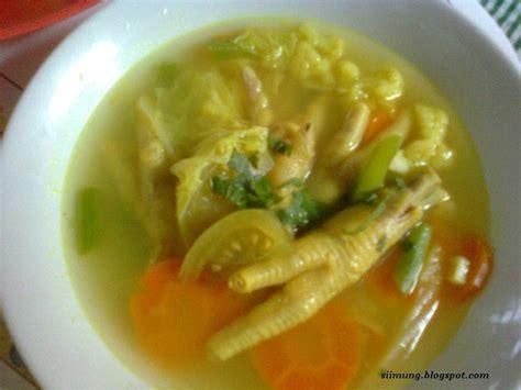 cara buat soto ayam enak cara memasak soto ceker ayam lezat resep masakan enak