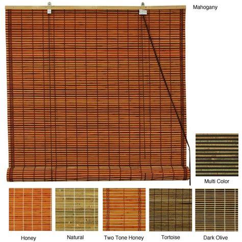 26 inch shades burnt bamboo 24 inch roll up window shade china