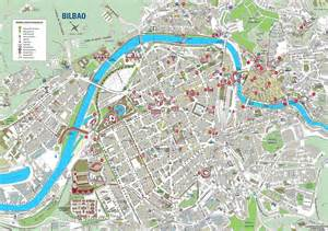 Bilbao Spain Map by 301 Moved Permanently