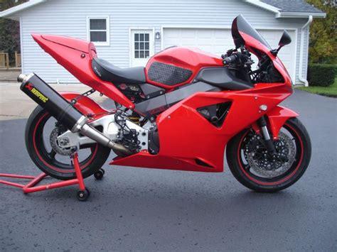 honda cbr 954 buy 2003 honda cbr 954 rr 12 000miles on 2040 motos