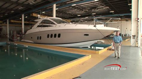 boat test regal boats factory tour 2010 by boattest youtube