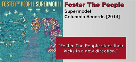 Foster The Supermodel foster the supermodel album review the note