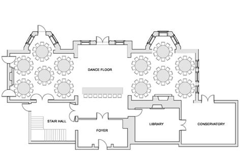 wedding floor plans floor plans graydon hall manor toronto wedding and