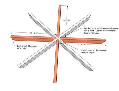 octagon table plans best 25 octagon picnic table ideas on octagon