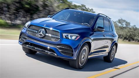 mercedes benz gle  drive review motortrend