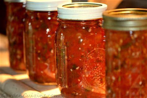 GardenCuizine: Homemade Jersey Tomato fresh Garden Salsa # ... Homemade Ketchup Recipe Fresh Tomatoes