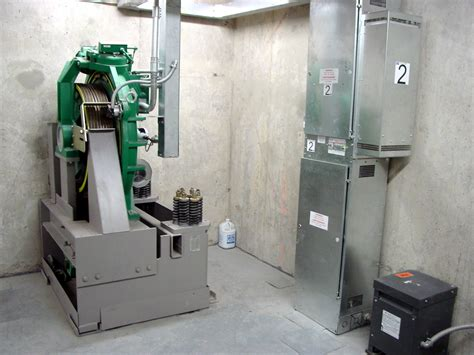 machine room mitigating elevator noise in multifamily residential buildings buildipedia