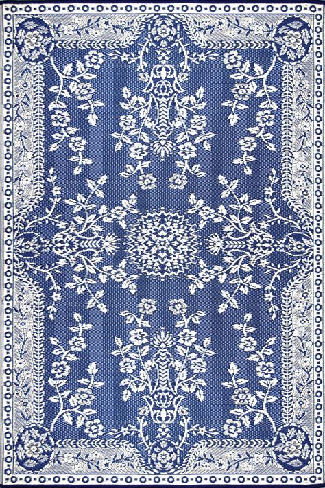 Mad Mats Outdoor Rugs by Mad Mats Garland Indoor Outdoor Floor Mat 6 By 9 Blue