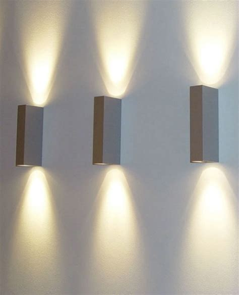 Wall Lights Interior Lighting Part Iii Modernistic Design