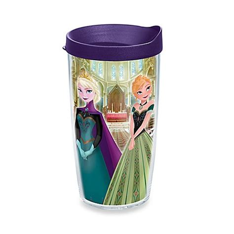 tervis 174 frozen anna and elsa at the ball wrap 16 oz
