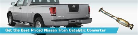 2006 nissan armada catalytic converter nissan titan catalytic converter exhaust converters