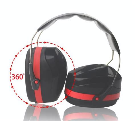 comfortable noise cancelling headphones for sleeping ear defender ear muffs adjustable noise cancelling