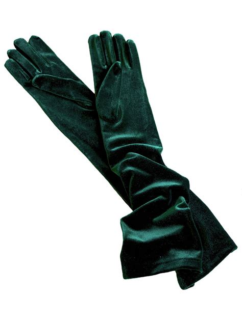 Dents Long Velvet Gloves, 10 colours   Tout Ensemble